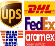 Sell DHL/UPS/FEDEX/TNT/EMS courier service to Canada/USA/Mexico/Chile