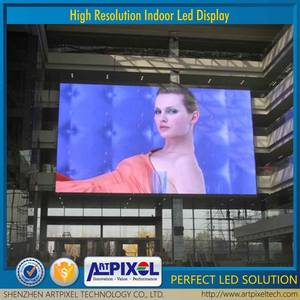 Wholesale full color led display: HD Full Color Video Display Function LED Advertising Display
