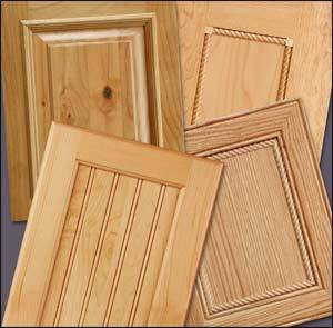 Eagle Bay Cabinet Doors and Drawers - Replacement Kitchen