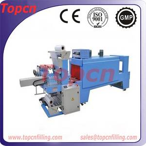 Wholesale packing box: Film Packing Machine for Pure Water Bottle