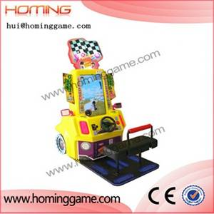 Wholesale for cars: Chine Game Machine Supplier/ 3D Video Car Games Machine for Boy Kids