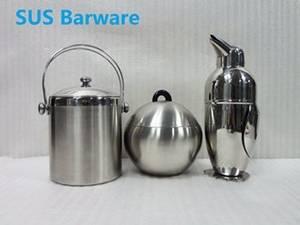 Wholesale Ice Buckets: Stainless Steel Ice Bucket/ Ice Barrel/ Ice Cooler