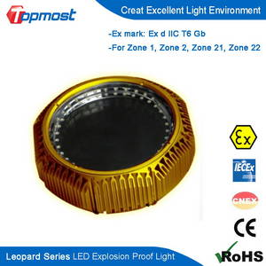 Wholesale explosion proof: Class 1 Division 1 80W LED Explosion Proof Lights