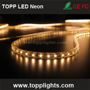 Wholesale led flexible neon: Flexible LED Ribbon Neon Light