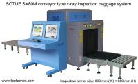 Conveyor X-ray Screening Inspection Luggage & Parcel System