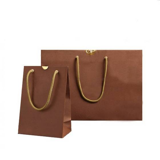 hang tags: Sell paper bags