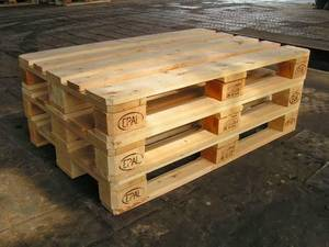 Wholesale Transport Packaging: EPAL Euro Pallets for Sale At Cheap Price