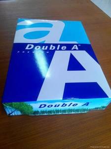 Wholesale gsm: Hot Sale !!! Double A A4 Copy Paper 80gsm 75gsm 70gsm