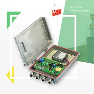 Wholesale data logger: Solar Power GPRS Data Logger