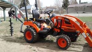 Wholesale transmission: Kioti Mini Tractor 2016 ONLY 37 HOURS 24 HP DIESEL 4 X 4 with PTO