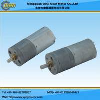 Electric DC Geared Motor,Used for Robot