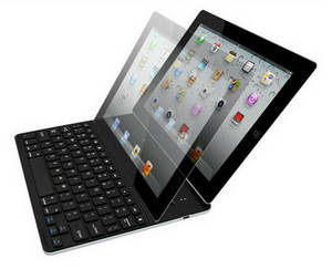 Wholesale chocolate: Aluminum Smart Cover Magnetic Bluetooth Keyboard