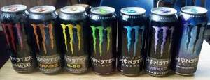 Wholesale drink: Monster Energy Drink