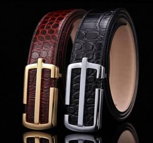 Wholesale fashion belt: High Quality Fashion Man Leather Belts