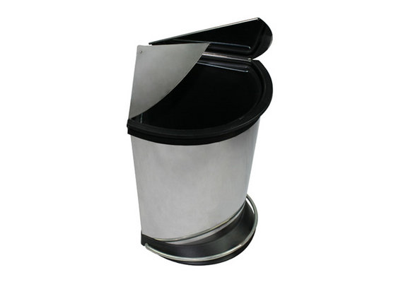 Triangle Shaped Butterfly Pedal Step Corner Bin From