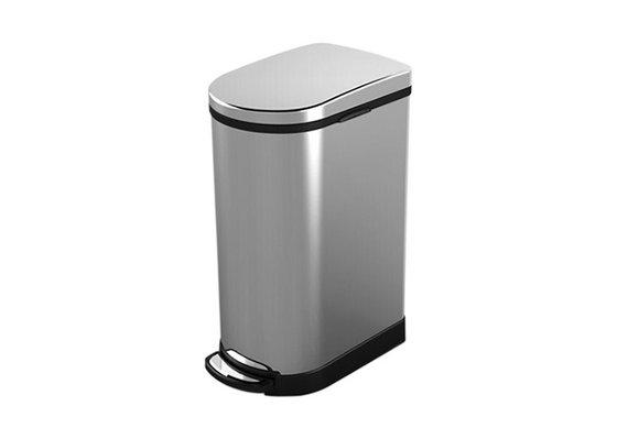 Kitchen Trash Bin Target: Kitchen Waste Bin Soft Close Lid From Triangle Homeware Co