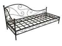 Wrought Iron Garden Sofa
