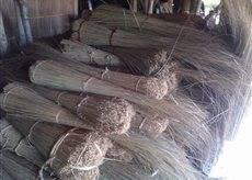 Wholesale handicraft: Export Coconut Broom High Quality/ Handicraft/ Homeware