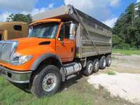 2005 International Dump Truck