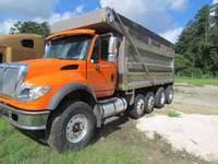 2005 International Dump Truck