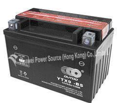 Wholesale battery: MF Motorcycle Battery