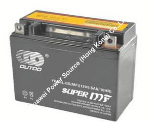 Wholesale v: 12V Motorcycle Battery