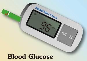 Wholesale glucose meter: Kernel MiniCheck Glucose Meter (No Code)