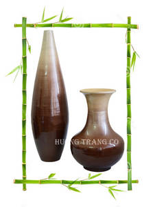 Wholesale tray: Spun Bamboo Vase