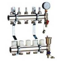 DZR Brass Heating Manifolds(Manifolds for Underfloor Heating
