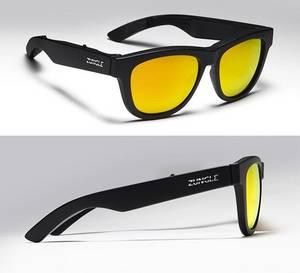 Wholesale sunglass: Zungle Sunglasses Bluetooth Headphones