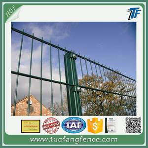 Wholesale raw bolt: Double Wire Fence