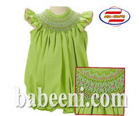 Smocking Bubble, Smock Baby Garment