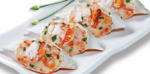 Wholesale seafood: Seafood On Crab Shell