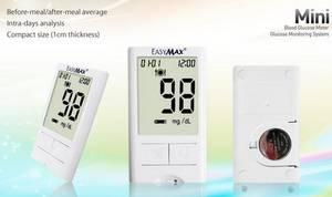 Wholesale glucose meter: EasyMax Mini Glucose Meter