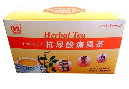 Anti acid tea