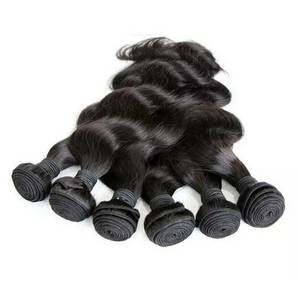 Wholesale natur product: 100 Indian Human Hair Product, Indian Crochet Braids Hair Extension, Natural Color Crochet Hair