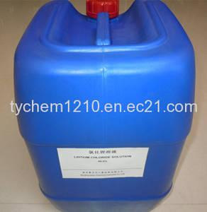 Wholesale licl: Lithium Chloride Solution,LiCl,CAS NO.:7447-41-8