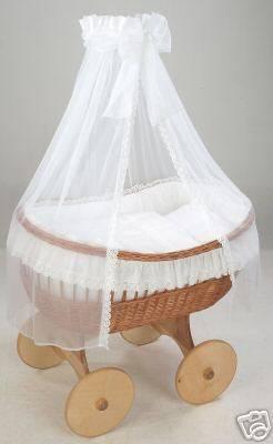 Buy Rattan/Wicker Baby Cradle/Crib(id:3599836) - Total ...