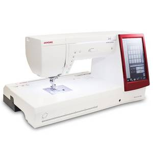 Wholesale down quilt: Janome Memory Craft 14000 Sewing and Embroidery Machine