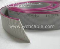 UL2651 FRC Wire 26AWG Pitch 1.27mm
