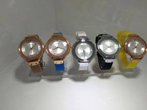watch: Sell silicon wrist quartz watch