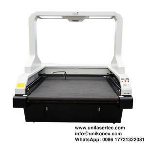 Wholesale digital printing: UL-VD180100 Digital Printed Sportswear Laser Cutter