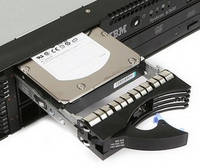 IBM 42r4129 /42R4131 3.5'' SAS /Sata Hard Drive Tray