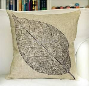 Wholesale Cushion Cover: Jute Cotton Cushion Cover