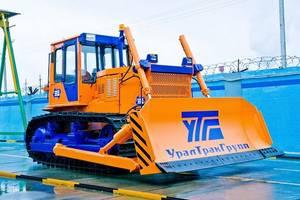 Wholesale transmission: New Bulldozer UTG10B.V