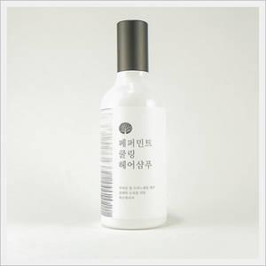 Wholesale Shampoo: Peppermint Cool Hair Shampoo Natural
