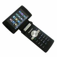 Anycool V866 Rotatable Flip Dual SIM TV Mobile Phone