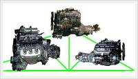 Kia Diesel Engine (Used Engine)
