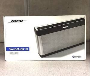 Wholesale battery pack: Free Shipping Bose'S Soundlink Bluetooth Speaker III 3 System Buy 2 Get 1 Free