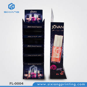 Wholesale Other Advertising Equipment: Corrugated Display for Cosmetic and Nail Polish